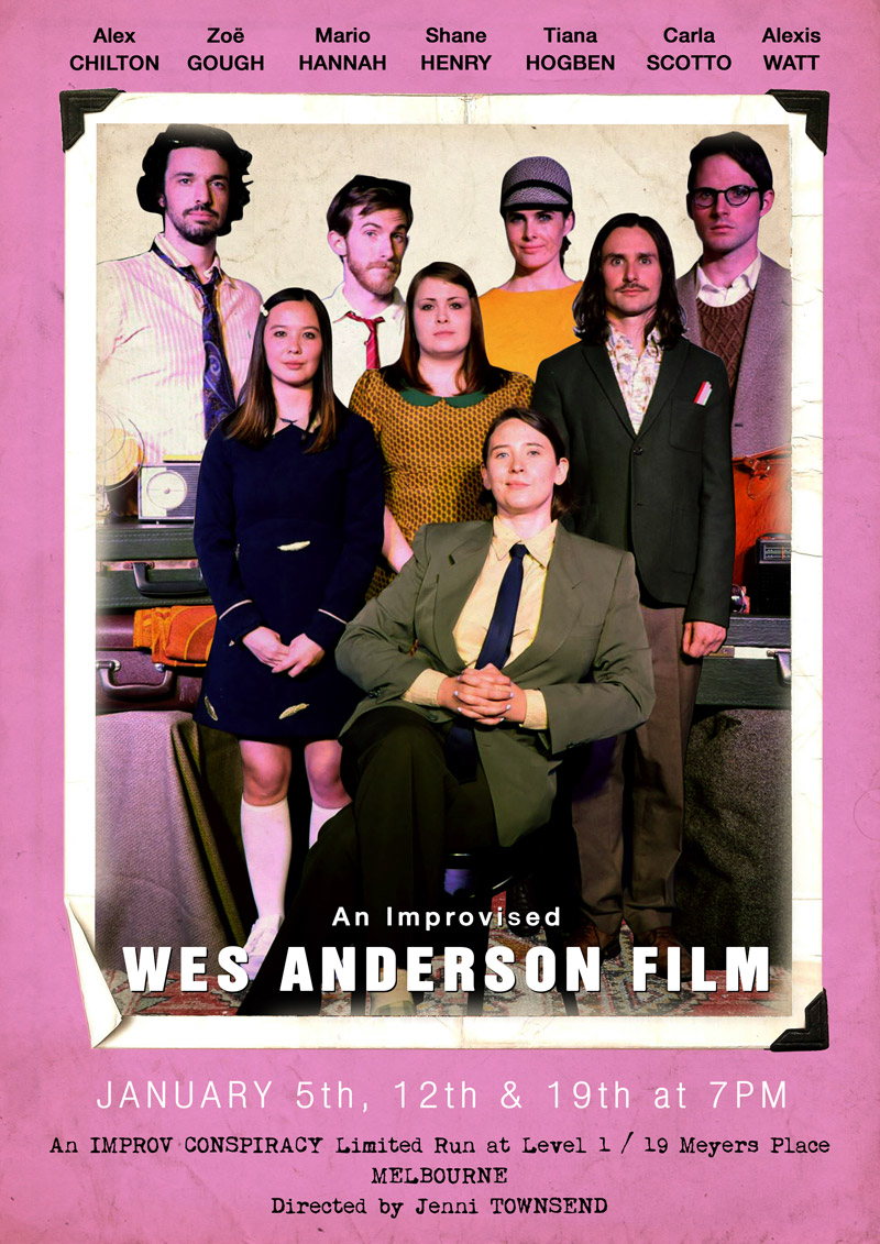 Wes anderson prov poster 2018 web