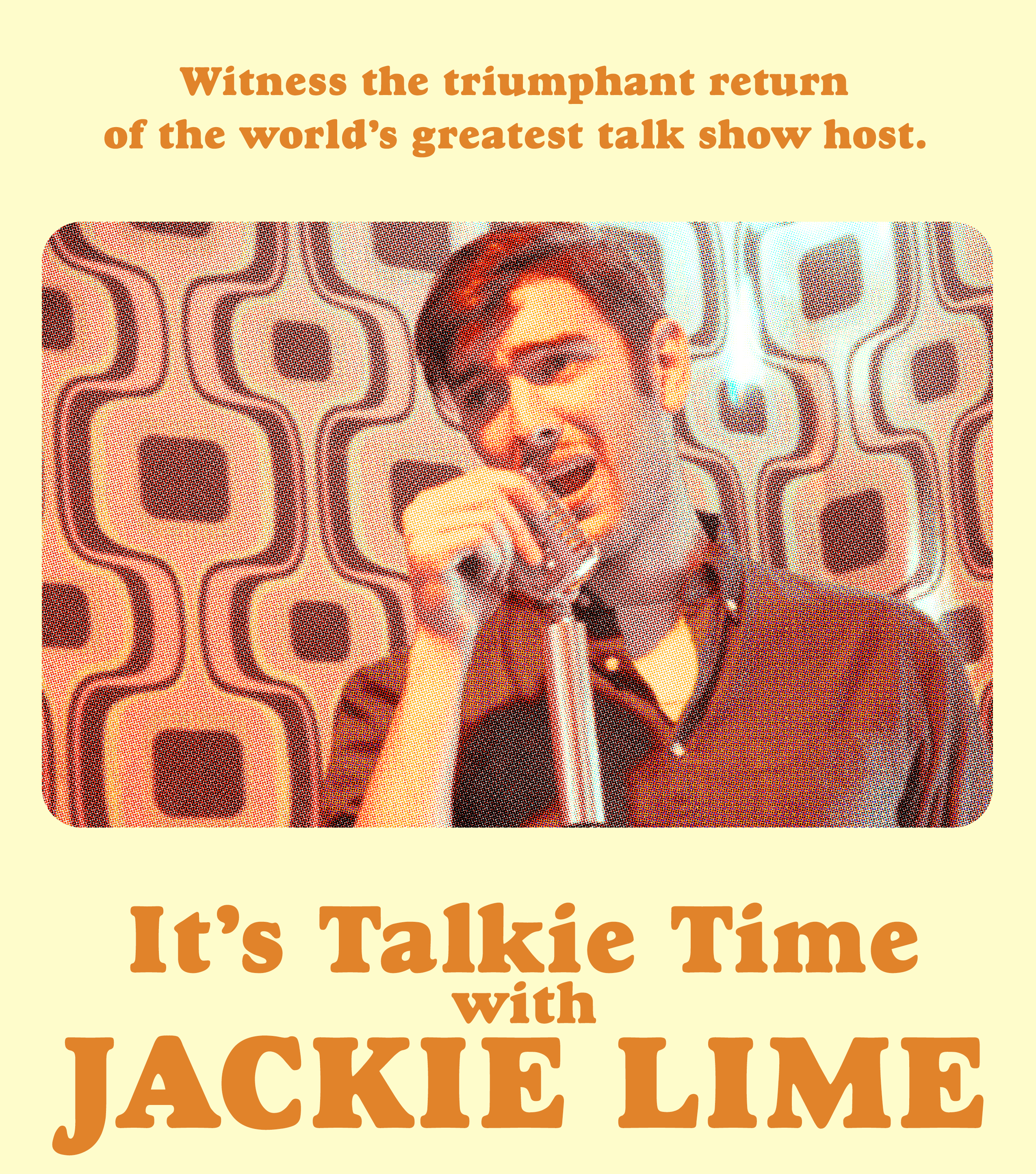 It s talkie time with jackie lime  1