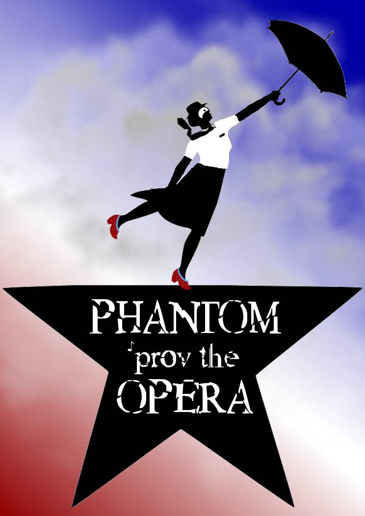 Phantom website poster