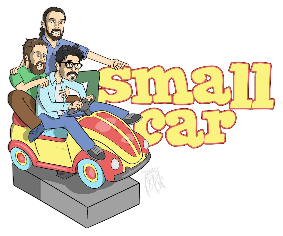 Small car art small