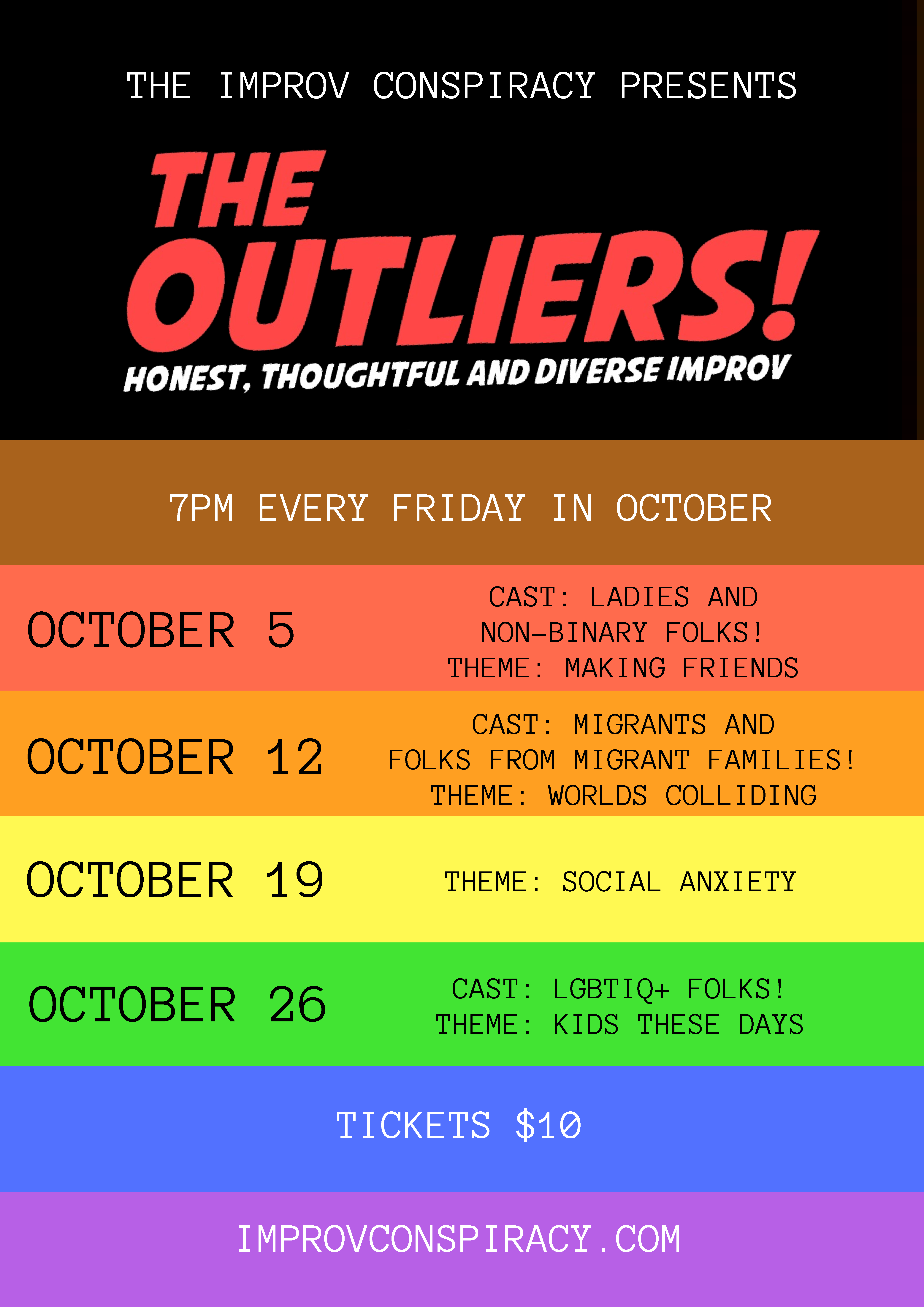 Outliers october18